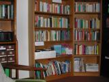 Unsere Bücherei mit